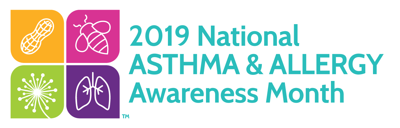 2019 Asthma & Allergy Awareness Month