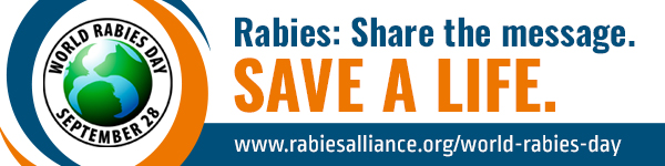 World Rabies Day Banner 2018
