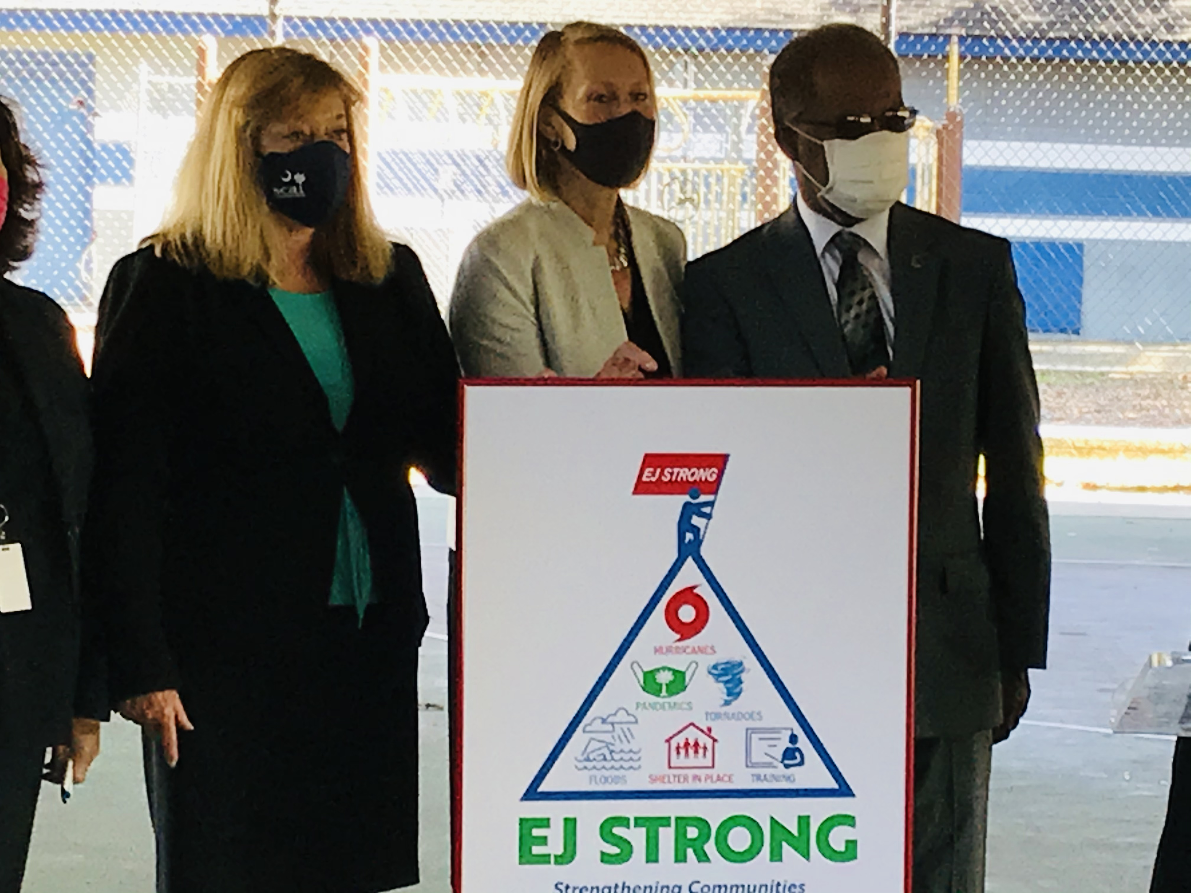 EJ Strong Press Conference - October 2020