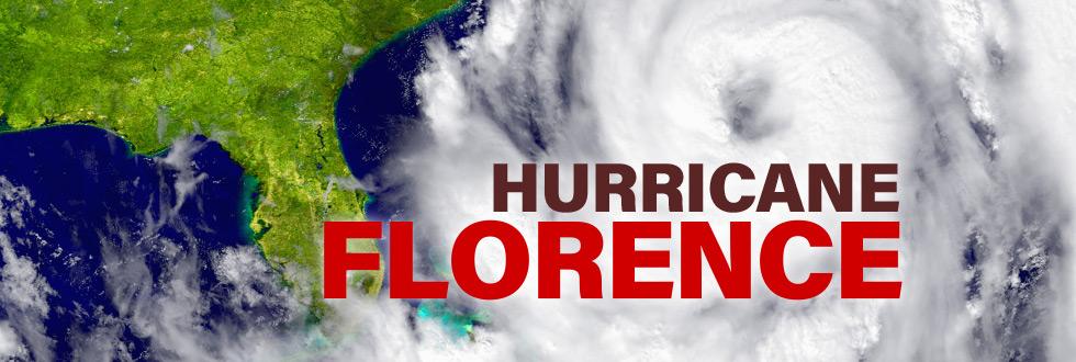 hurricane florence 2018 scdhec