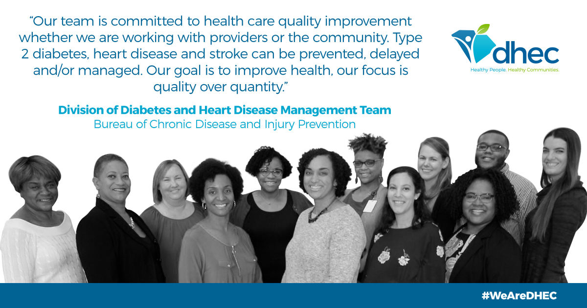 Diabetes Heart Disease Team