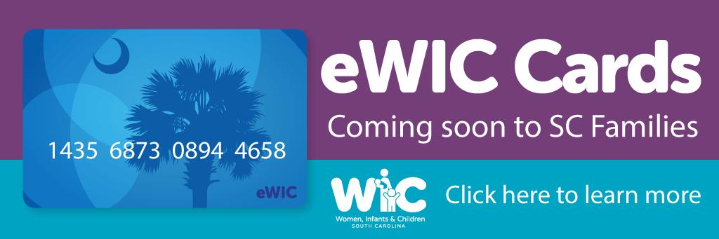 Women, Infants and Children (WIC) Nutrition Program | SCDHEC