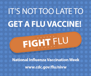 2018 National Influenza Vaccination Week