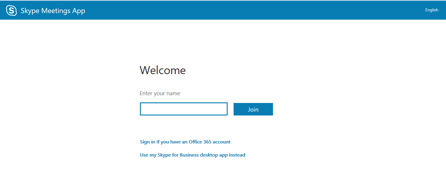 Join Skype Instructions - Step 3