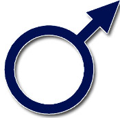 symbol for male